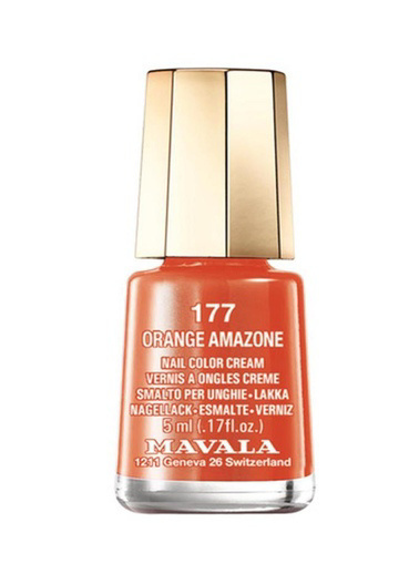 Mavala Mavala 177 Orange Amazone Oje Oranj